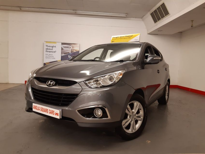 HYUNDAI IX35 HYUNDAI IX35 GDi Style Grey Manual Petrol, 2012, HEATED SEATS, BLUTOOTH, CRUISE CONTROL