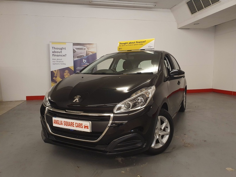 PEUGEOT 208 PureTech 82 ETG5 Auto Start-Stop Active, ONLY 27211 MILES, £0 ROAD TAX