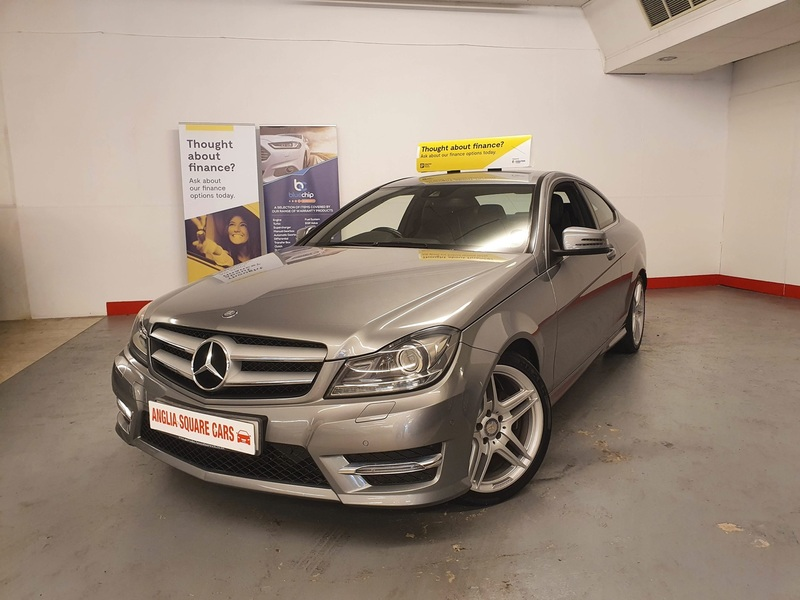 MERCEDES C CLASS C250 CDi 7G-Tronic BlueEFFiCiENCY Auto AMG Sport ONLY 62,773 MILES, £150 ROAD TAX