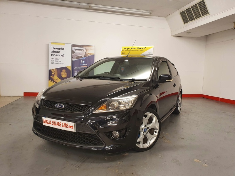 FORD FOCUS FORD FOCUS ST-2 Black Manual Petrol, ONLY 73958 MILES